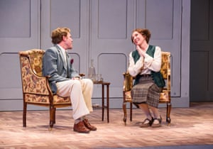 Mary Dunleavy and Sam Furness in Intermezzo.