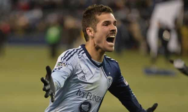 Sporting KC'S Benny Feilhaber. Not good enough?