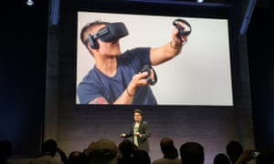 Oculus Rift will have an Oculus Touch pair of hand controllers.