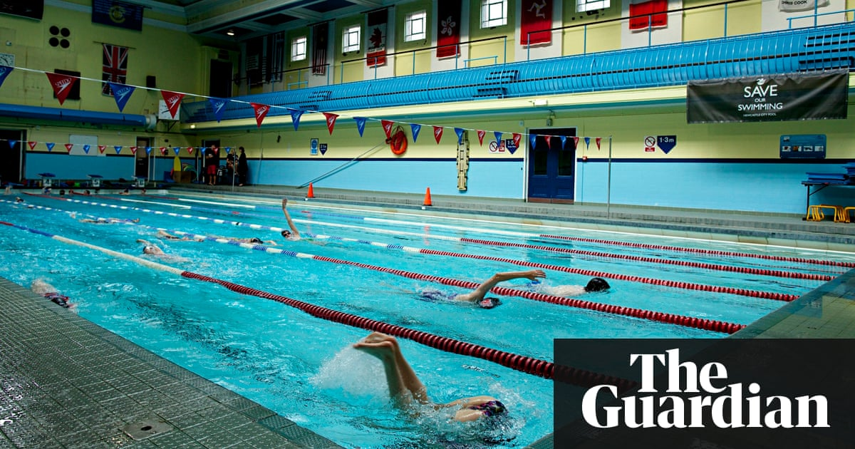 Olympic legacy ends in lethargy as sporting participation for Pool design newcastle