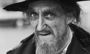 Ron Moody as Fagin in the film version of Oliver! (1968), directed by Carol Reed.