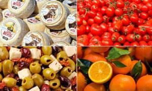 food for spanish fridge story