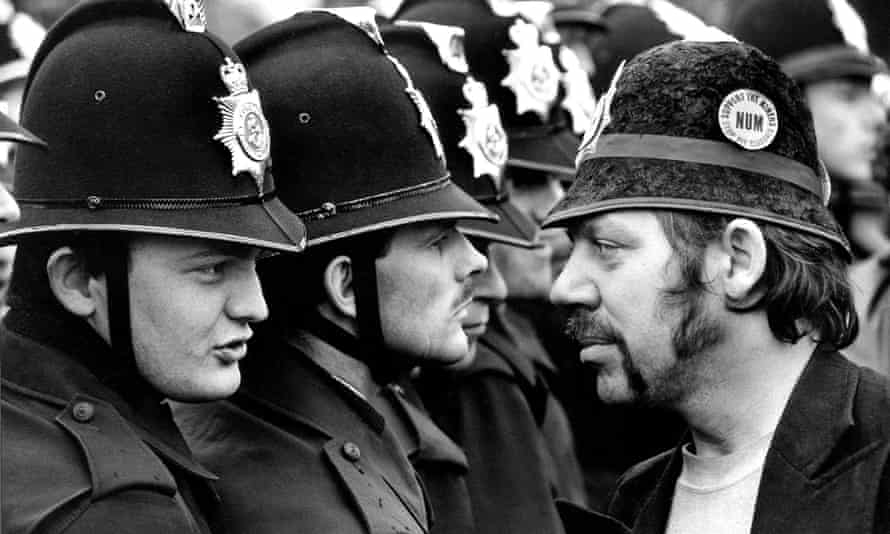 The 1984 confrontation became known as the Battle of Orgreave.