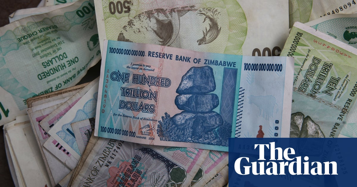 Zimbabwe Offers New Exchange Rate 1 For 35000000000000000 Old