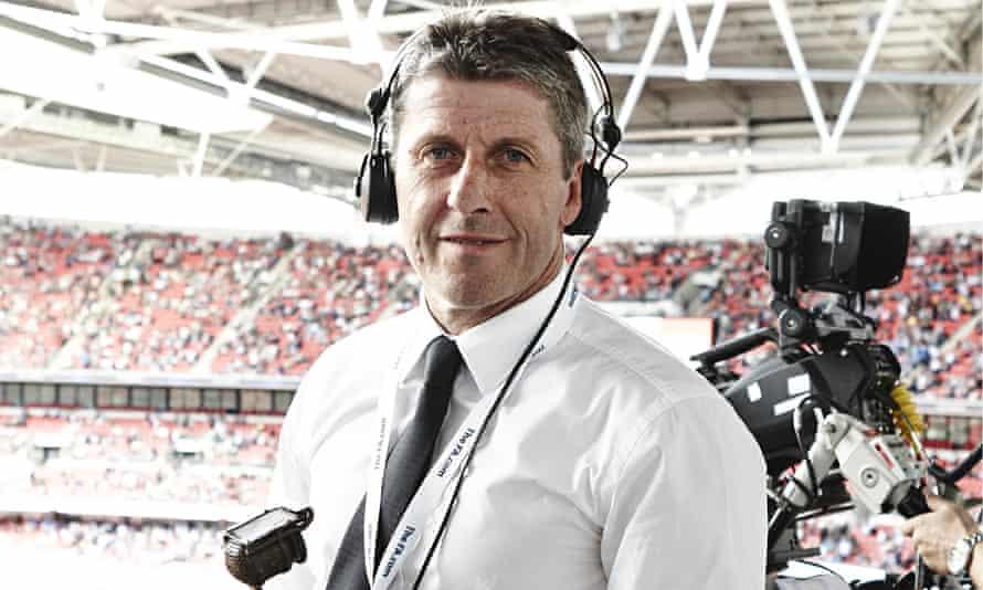 ITV Sport Presenters and Pundits - 2014