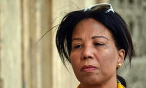 The Egyptian human rights lawyer Azza Soliman says the case against her 'means that the rule of law has become weaker and weaker in Egypt. This is the message.'