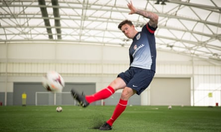 Jack Rutter bends it like Beckham.