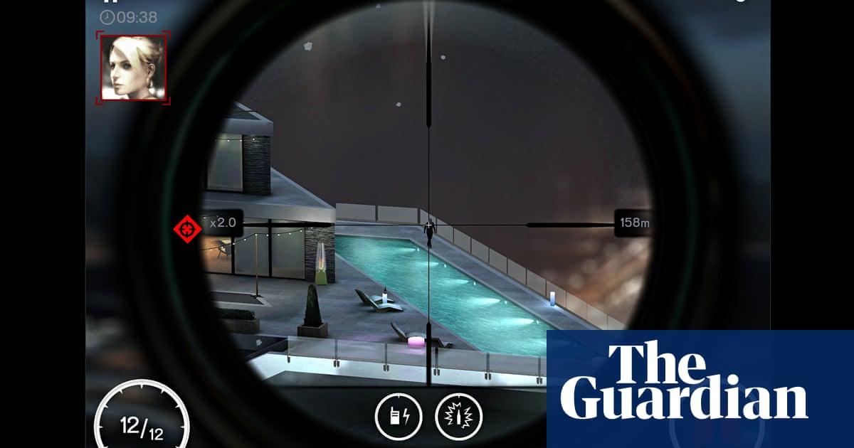 Hitman Sniper Review Games The Guardian