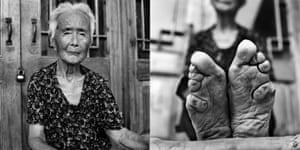 Zhao Hua Hong: 83 years old in 2010.