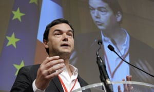 French economist and author Thomas Piketty