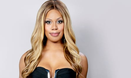 'My acting has given me the platform to speak out' … Laverne Cox. Photograph: Andrew H Walker/Getty