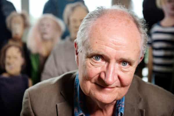 Jim Broadbent's The People, part of the Festival of Love at Southbank Centre, London. Photo by Linda Nylind. 12/6/2015.