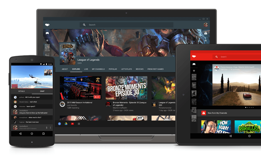 YouTube Gaming will launch in the US and UK this summer.
