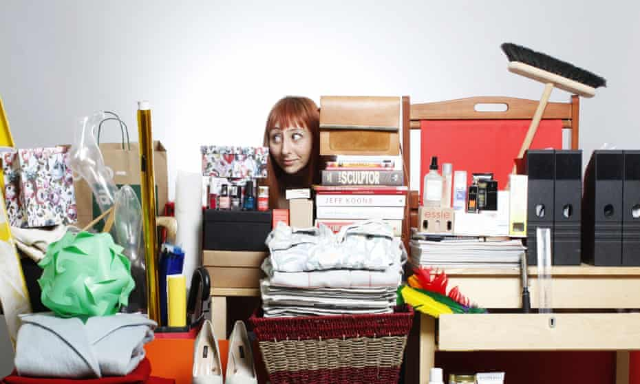 Eva Wiseman and clutter
