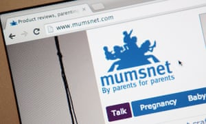 Mumsnet has caused controversy with its choice of charity.