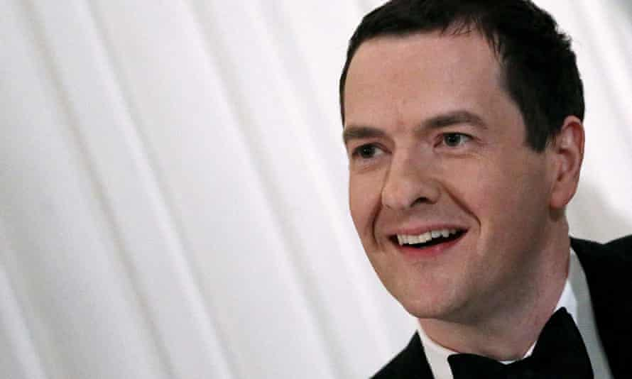 During his Mansion House speech on Wednesday, George Osborne said the government should enshrine permanent budget surpluses in law.