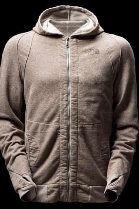 The North Face's Backyard Project hoodie.