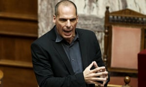 Yanis Varoufakis said he hoped the EU was bluffing about letting Greece leave.