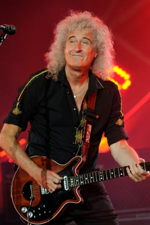 Brian May, guitarist and astrophysicist, says we are living on borrowed time.