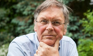 Tim Hunt at his home in Hertfordshire.
