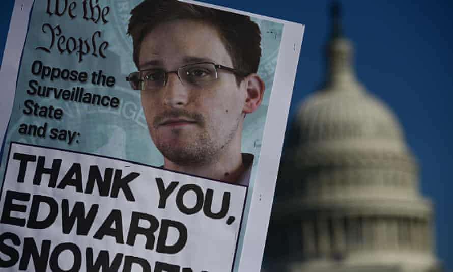 Thousands Protest NSA Spying