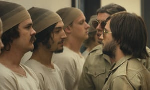 """We need to talk about ethics ... Ezra Miller stars as one of the """"prisoners"""" in the psychological thriller The Stanford Prison Experiment."""