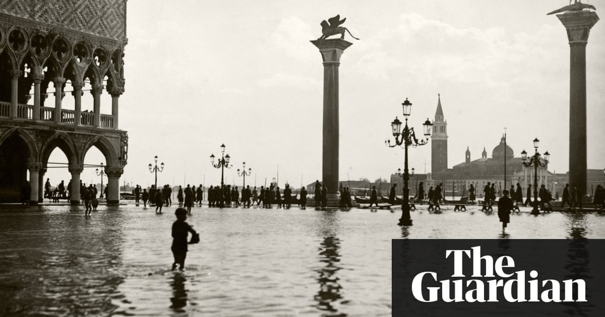 A history of flooding in the sinking city of Venice – in pictures ...