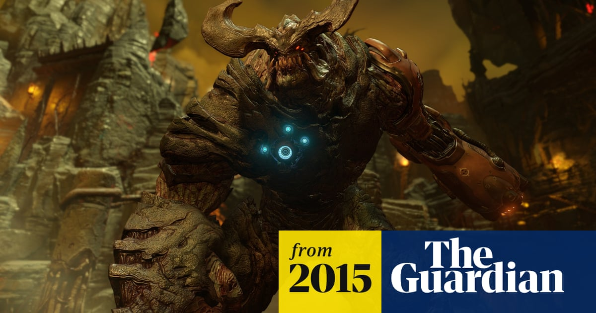Doom 4 encourages player creativity with multiplayer design