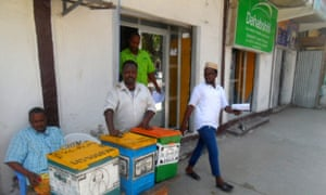 Remittances in Somalia
