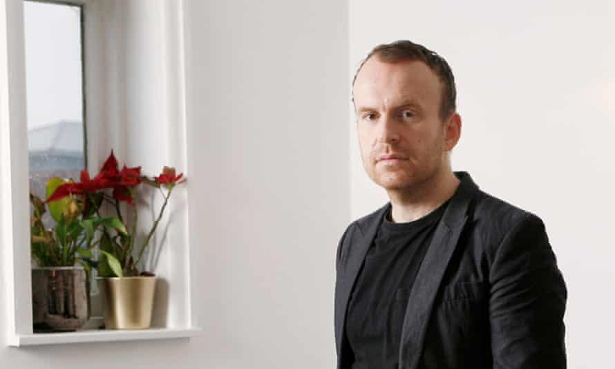 Matt Haig. Photograph: Gary Calton for the Observer