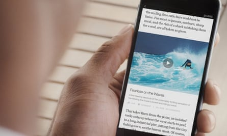 The Guardian has signed up to the Facebook Instant Articles trial