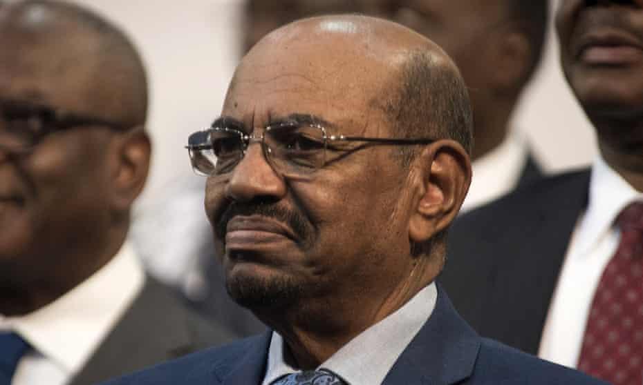 Omar al-Bashir, the Sudanese president