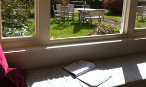 Urban Writers' Retreat is in country house in Devon