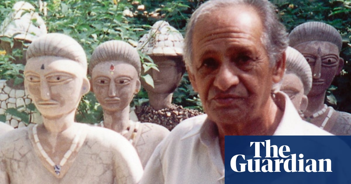 Nek Chand obituary | Art and design | The Guardian