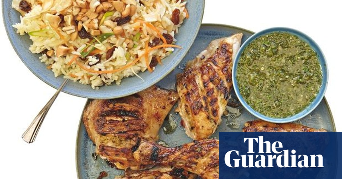 The weekend cook: Thomasina Miers' recipes for Thai-style