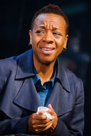 Marianne Jean-Baptiste in Hang.
