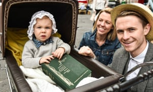 Dublin celebrates Bloomsday 2015