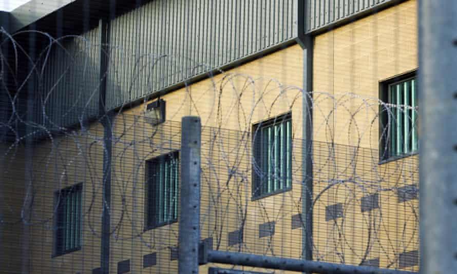 Harmondsworth immigration removal centre