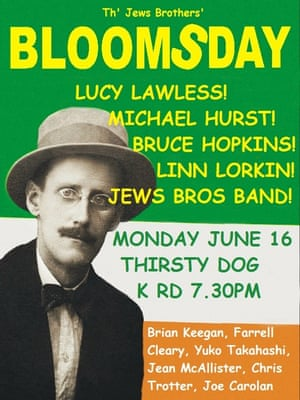 Bloomsday in New Zealand