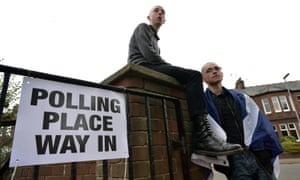 The Scottish independence referendum got many young people in the country politically active.