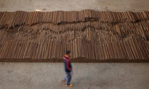 Ai Weiwei's RA show to house weighty remnants from Sichuan