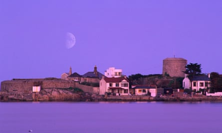 James Joyce Tower, in the village of Sandycove.