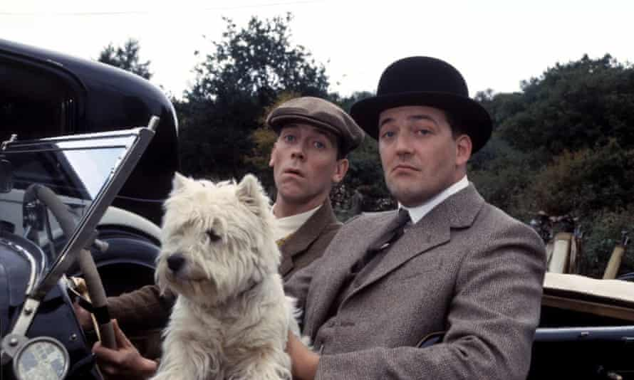 Wodehouse's Jeeves and Wooster are essential characters if you want to fart around with the best of them.