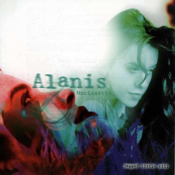 Cover of Jagged Little Pill by Alanis Morissette