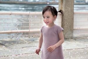 Deanna Fei's daughter, Mila
