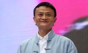Jack Ma Profile Alibaba S Powerful But Humble Billionaire Alibaba The Guardian