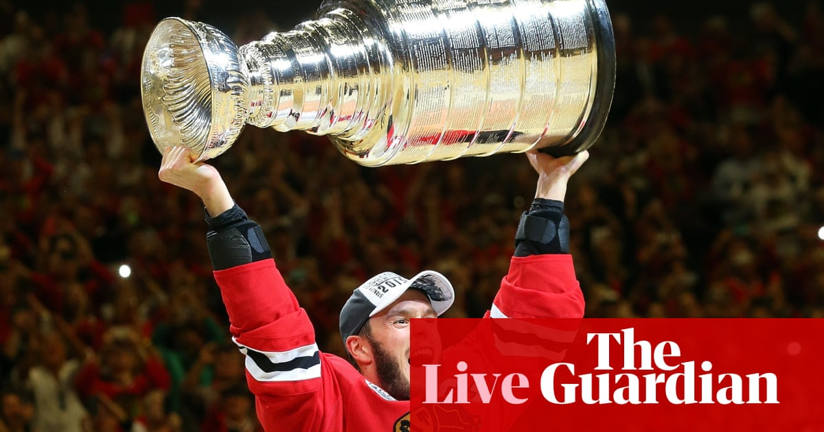 Stanley Cup  Chicago Blackhawks 2-0 Tampa Bay Lightning – as it happened! 6654f6eff