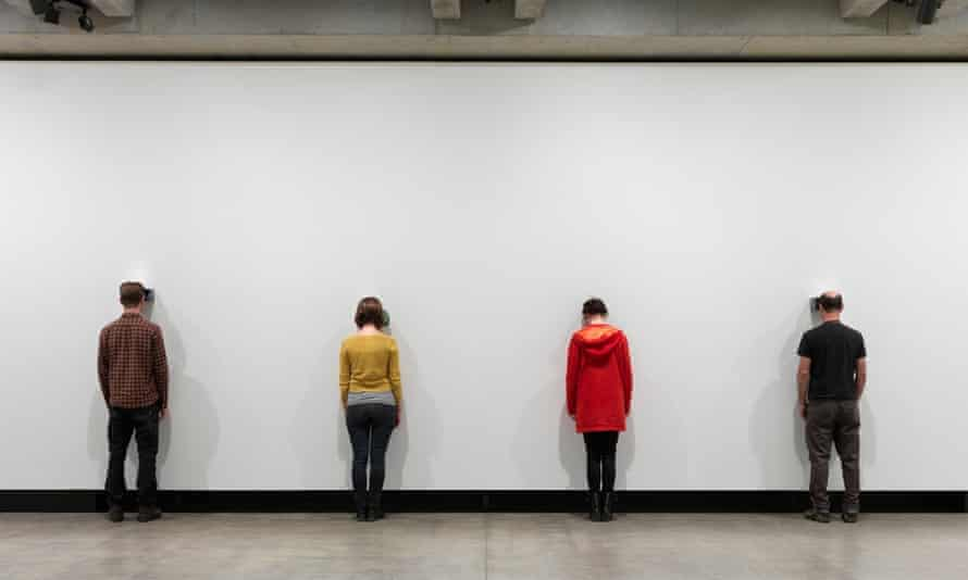 Marina Abramović's Black Dragon installation at Mona.