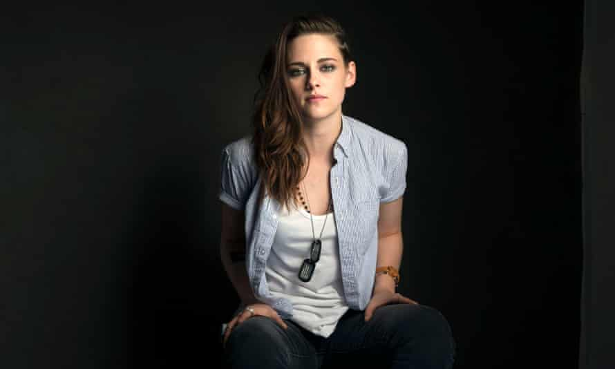 Kristen Stewart in photoshoot
