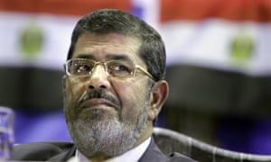 Mohamed Morsi, whose death sentence over a jail break in 2011 has been upheld by an Egyptian court.